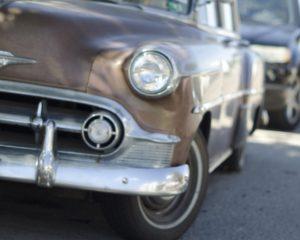 駐車場と道路交通法の歴史